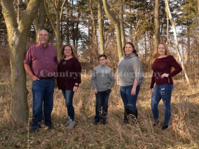 Luedert Family
